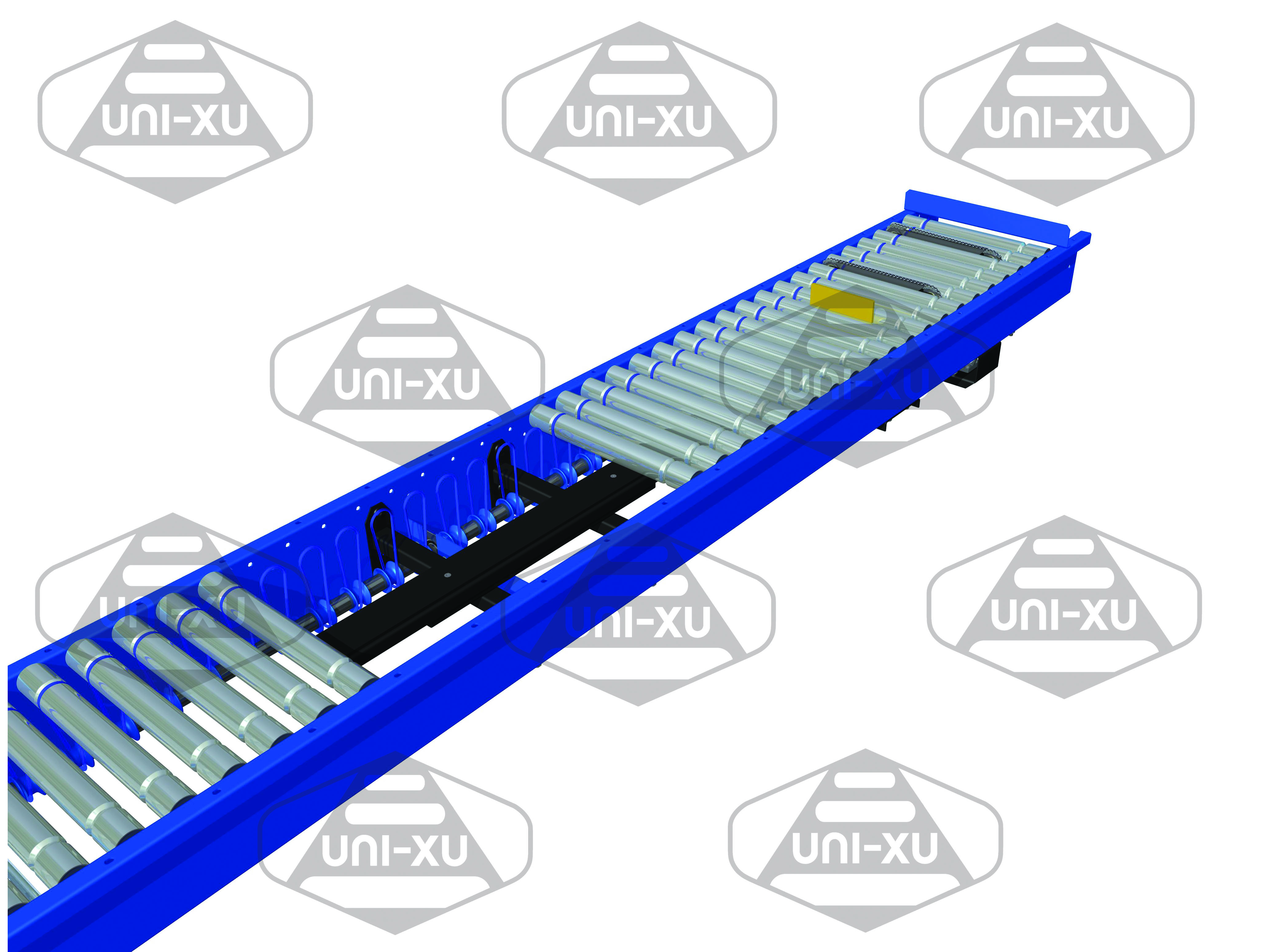 New Powered Roller Conveyors Conveyor Sectionsconveyor