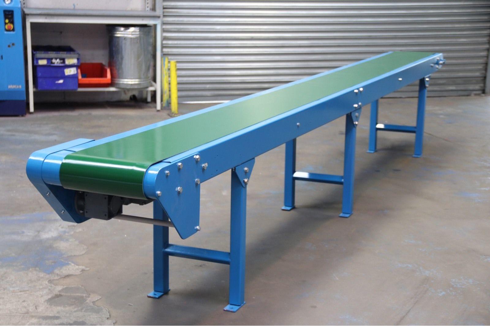 Used Flat Belt Conveyors Conveyor Sectionsconveyor Sections