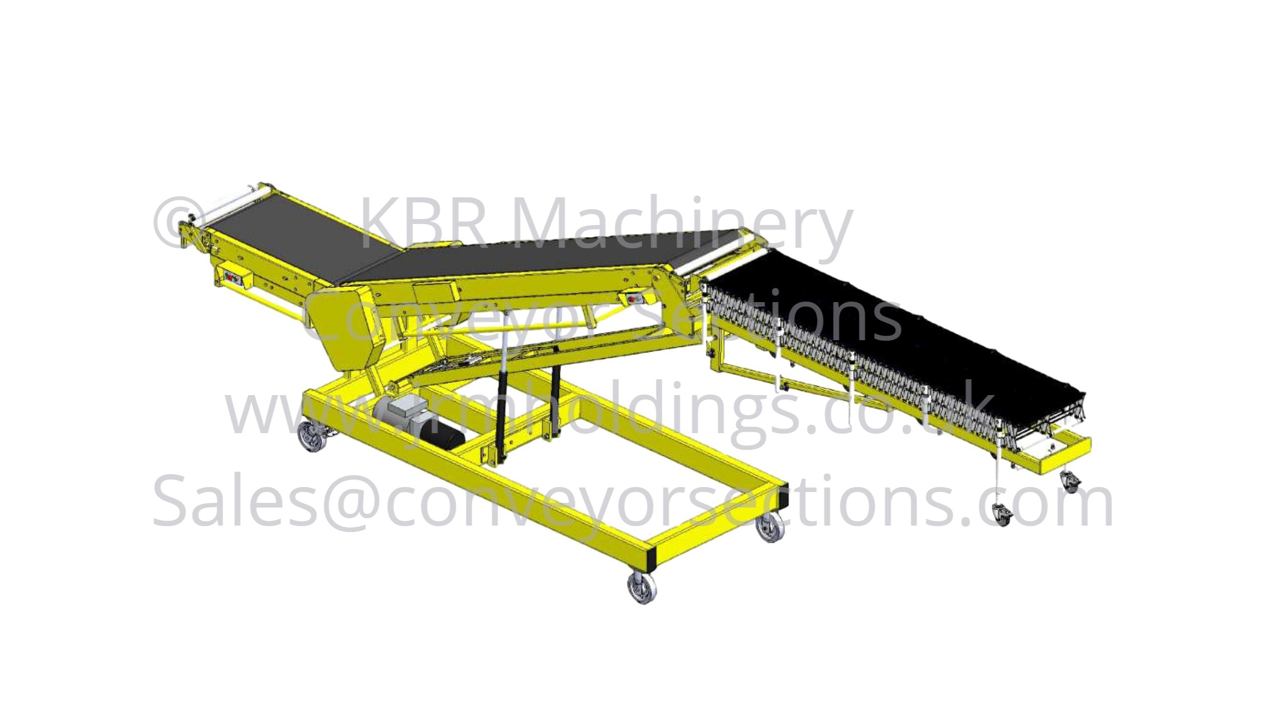 Vehicle Loading & Vehicle Unloading Conveyors - Conveyor ...   2560 x 1440 jpeg 221kB