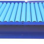 PVC Gravity Conveyor Rollers KCT 2 Side