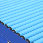 Gravity Roller conveyors - KCT 2 PVC Conveyor Rollers 30mm