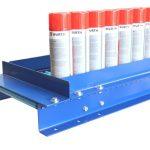 Plastic Roller Conveyor KCT 1 PVC Conveyor Rollers 1