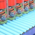 Plastic Roller Conveyor KCT 1 PVC Conveyor Rollers 2