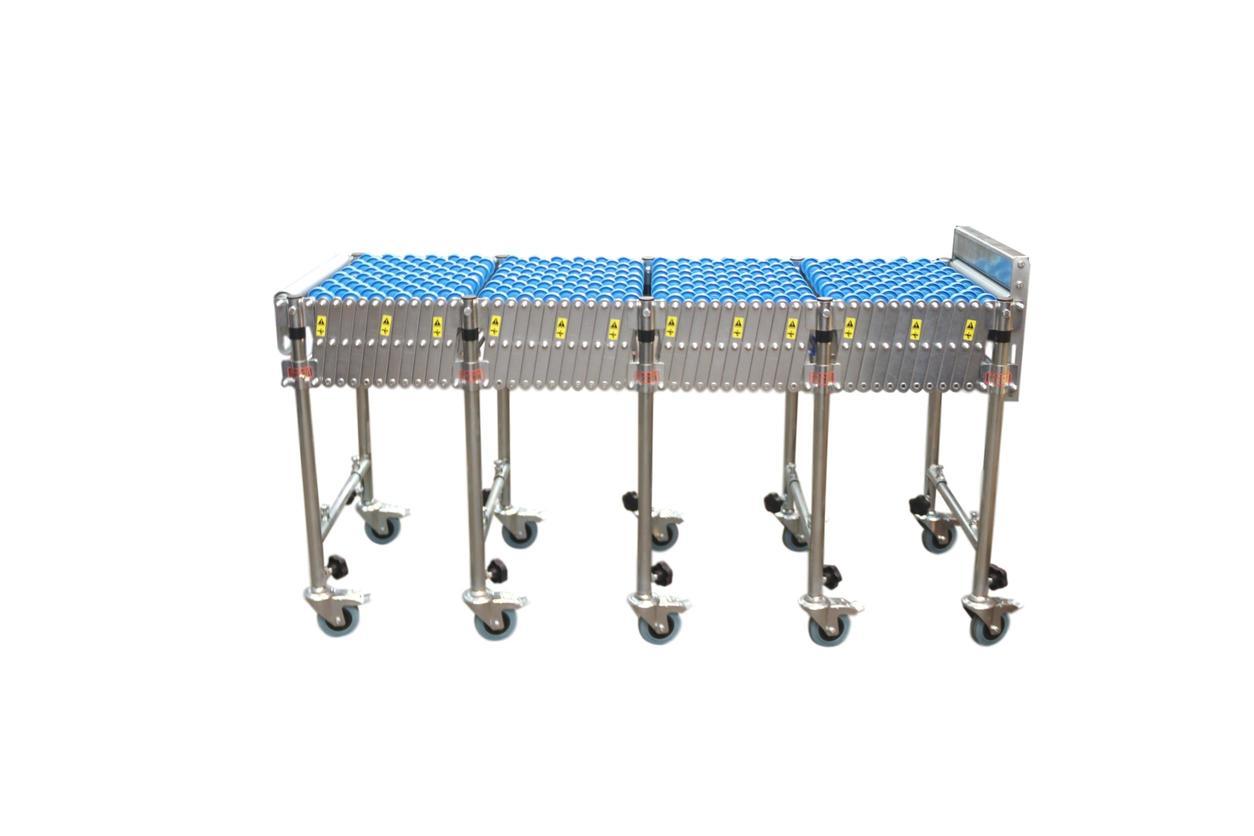 Flexible Expanding Conveyor