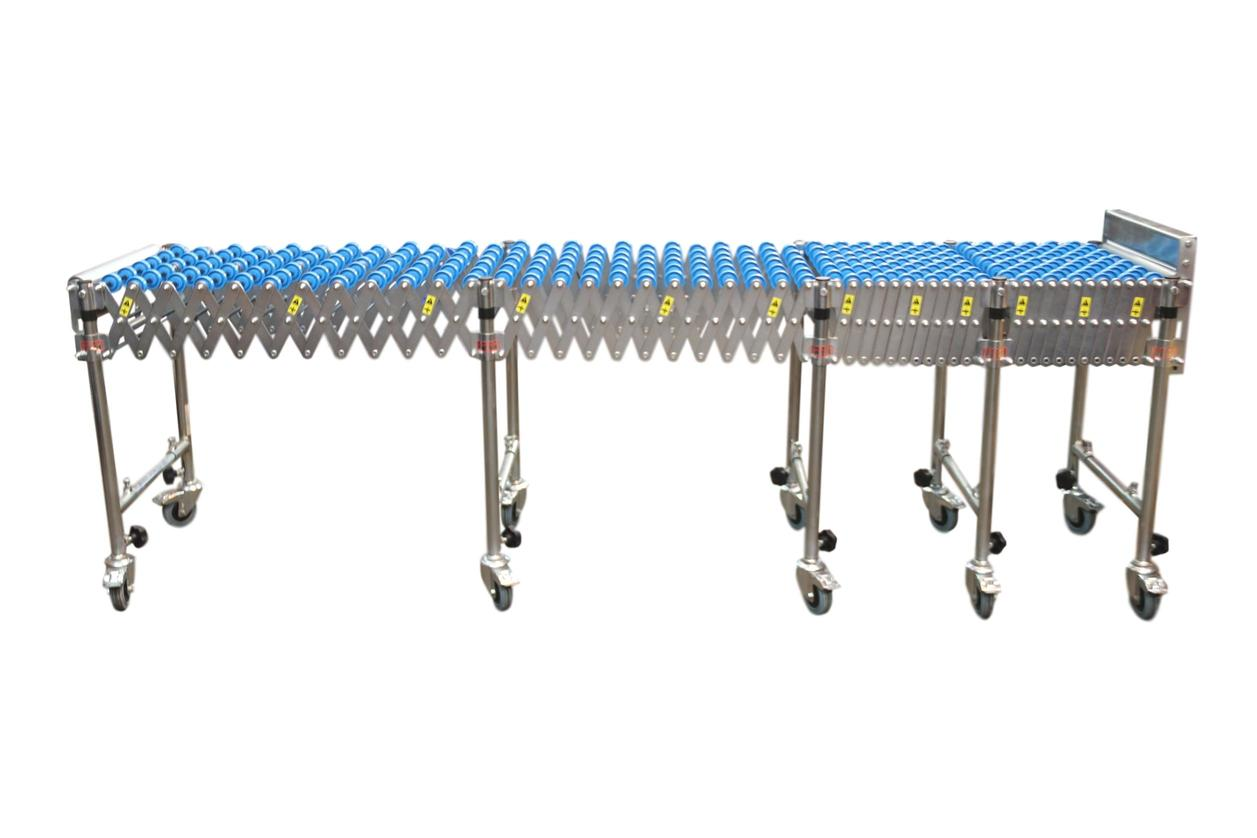 Flexible Gravity Conveyor Flex Conveyor