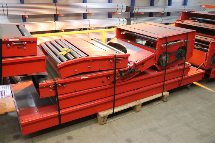 USED MEZZANINE CONVEYOR USED FLOOR CONVEYOR USED INCLINE BELT CONVEYOR USED INCLINE CONVEYOR SYSTEMS