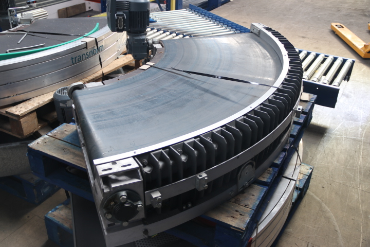 used belt conveyor curve used conveyor curve used 90 degree conveyor