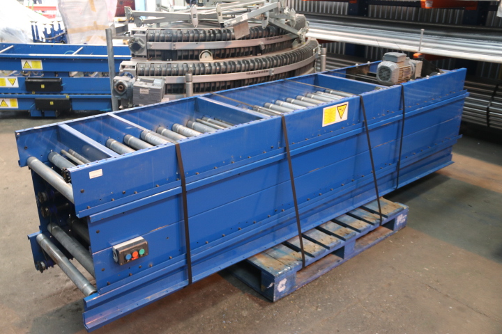 used lineshaft conveyor secondhand lineshaft conveyor used lineshaft powered roller