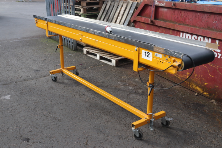 Used Conveyor used belt conveyors second hand conveyor used flat belt conveyor used conveyor stockists