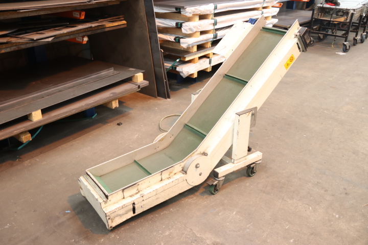 used incline conveyor used small parts incline used elevator conveyor used conveyors used virginio nastri conveyor