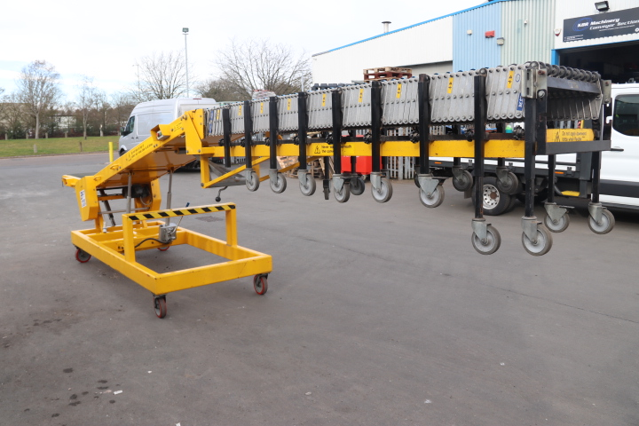 used vehicle loading conveyor used powered loading conveyor used vehicle conveyor