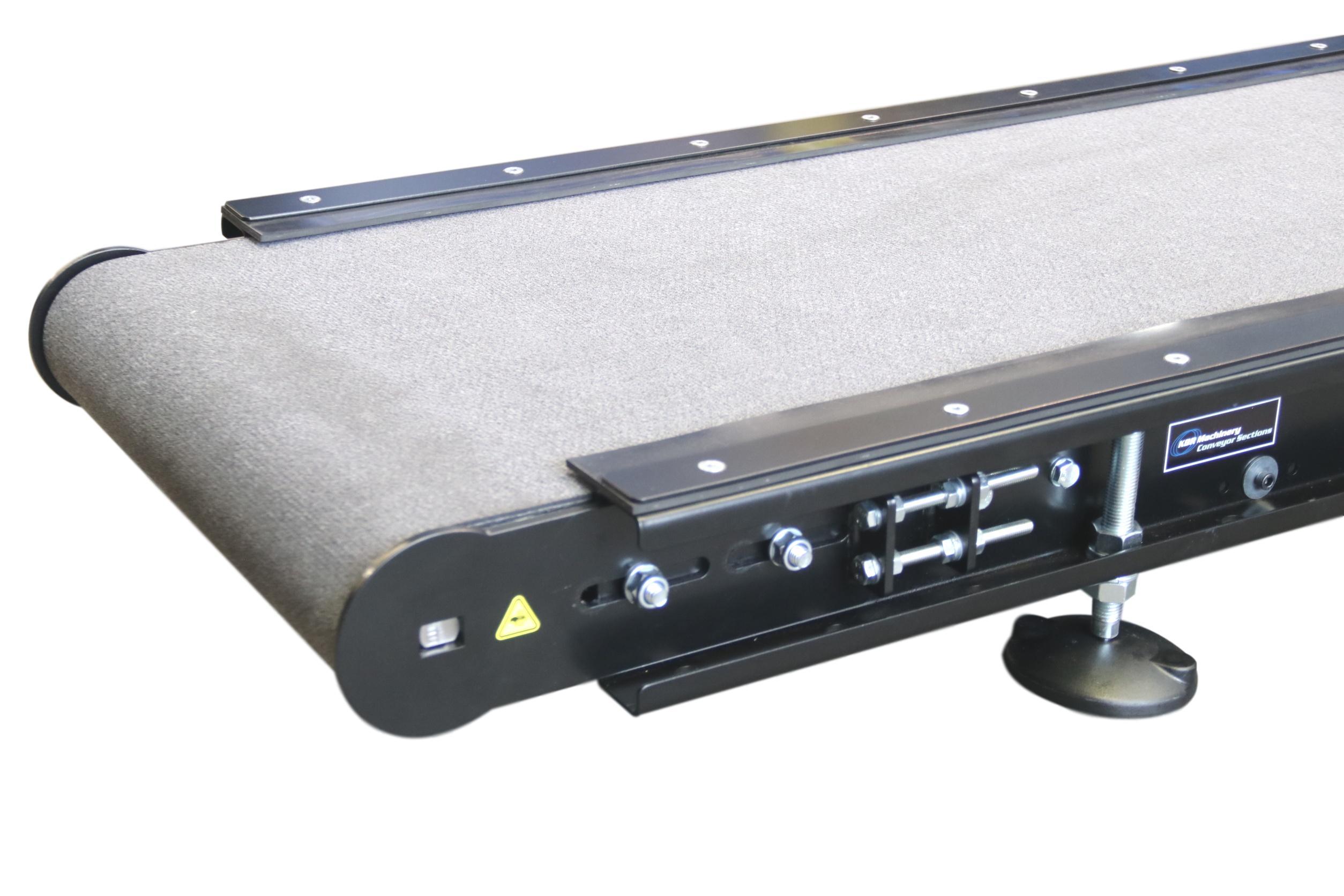 Belt Conveyor Tensioning Unit Low profile conveyor light duty conveyors