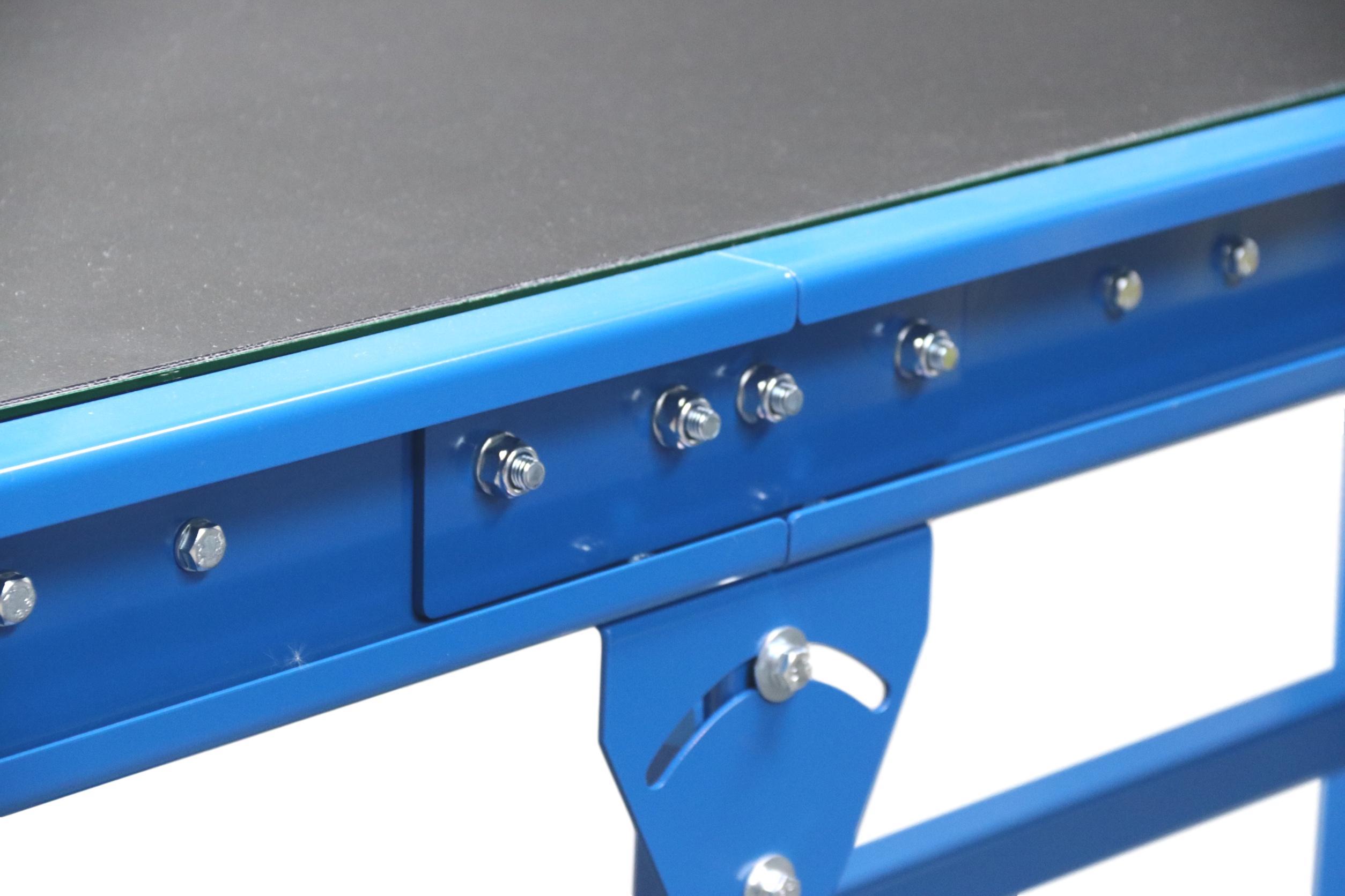Slim Conveyor Smooth Line Conveyor low profile conveyor belt conveyor manufacturers medium duty belt conveyors