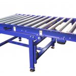 Custom gravity conveyor manufacturers and suppliers of bespoke roller conveyors and customized conveyor systems.