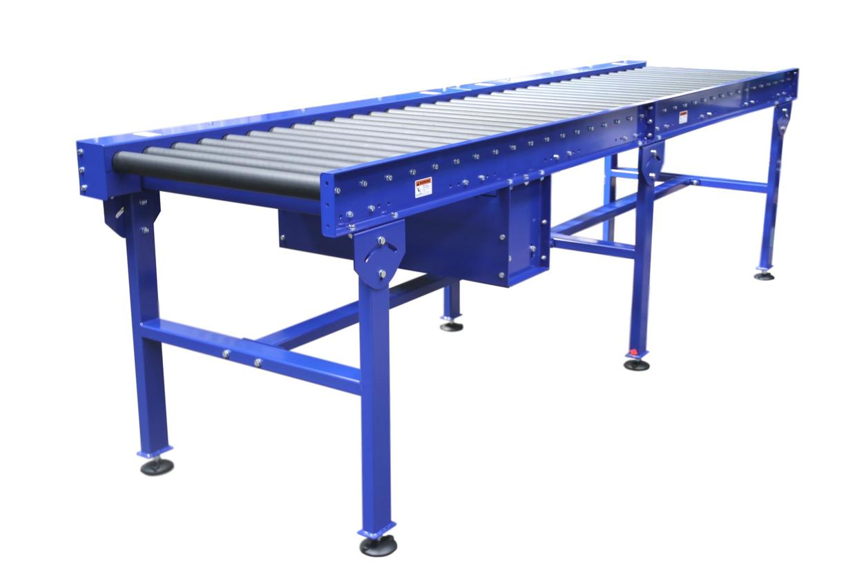 POWERED ROLLER CONVEYOR LINESHAFT CONVEYOR MANUFACTURERS