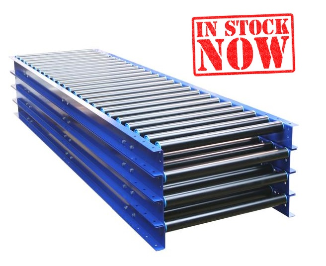 Stock Roller Conveyors Stocked Gravity Conveyors Roller Conveyors for sale