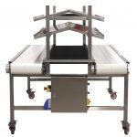 Stainless Belt Conveyors Custom Conveyors Special Conveyors made to order conveyors tailor made conveyors conveyor design