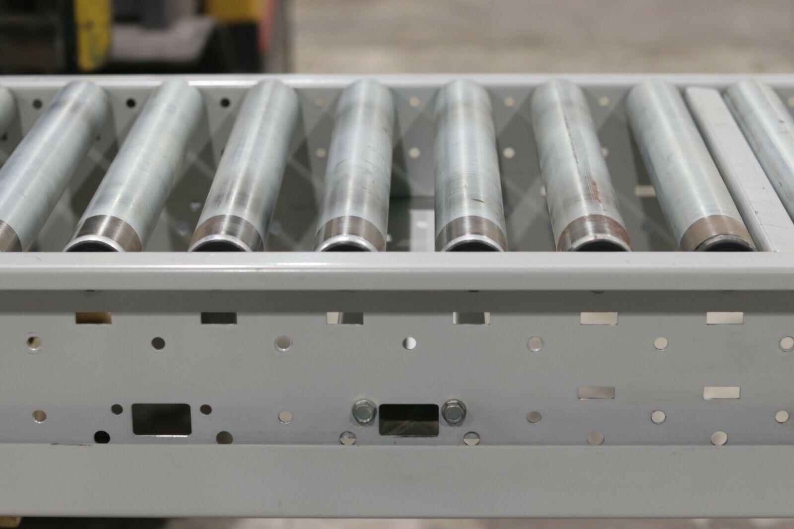 Second hand roller conveyors 50mm diameter rollers