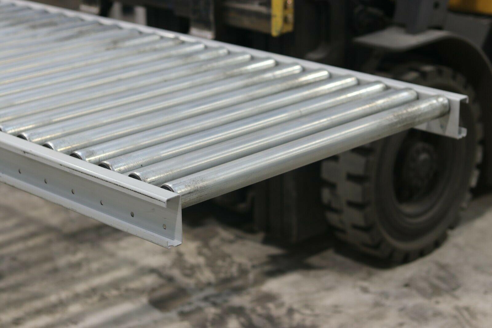 used gravity roller conveyor 800mm width
