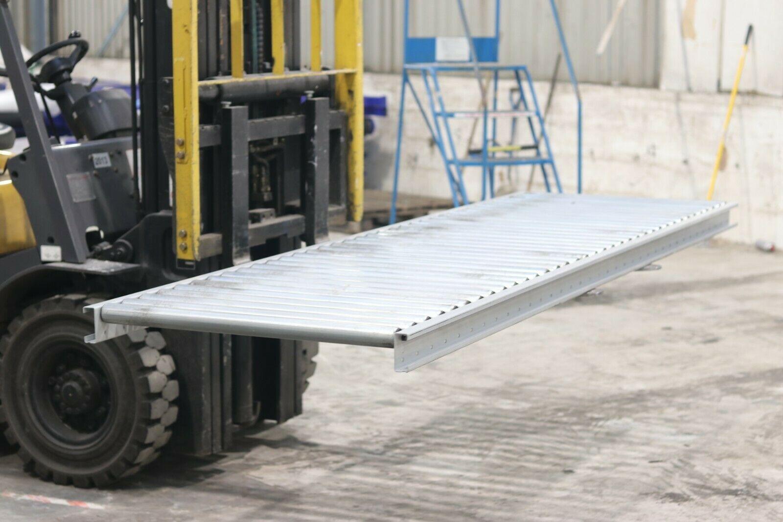 sed gravity roller conveyor 800mm width