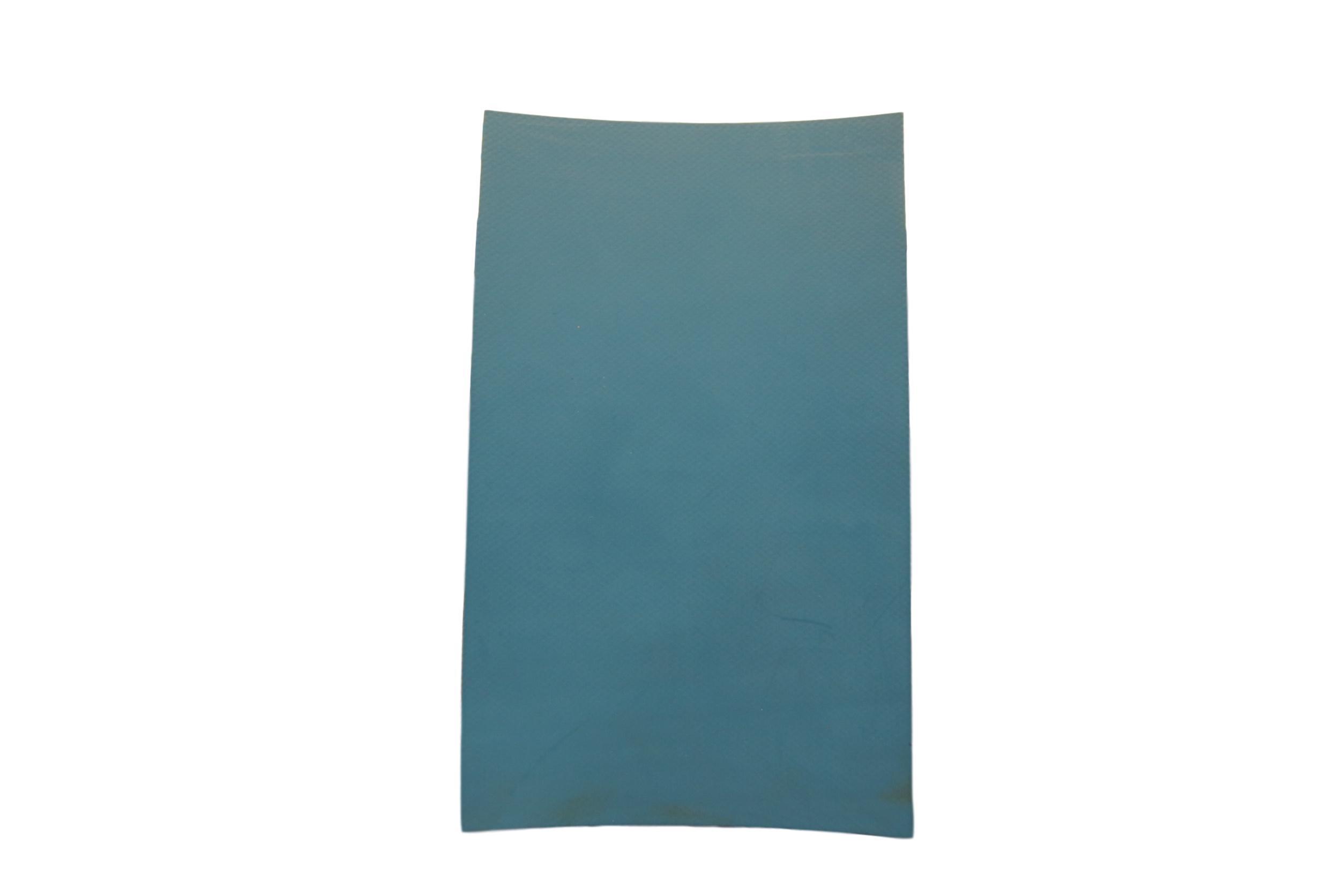 Conveyor Belting Blue PU 2 PLY Fabric Back 1.5mm