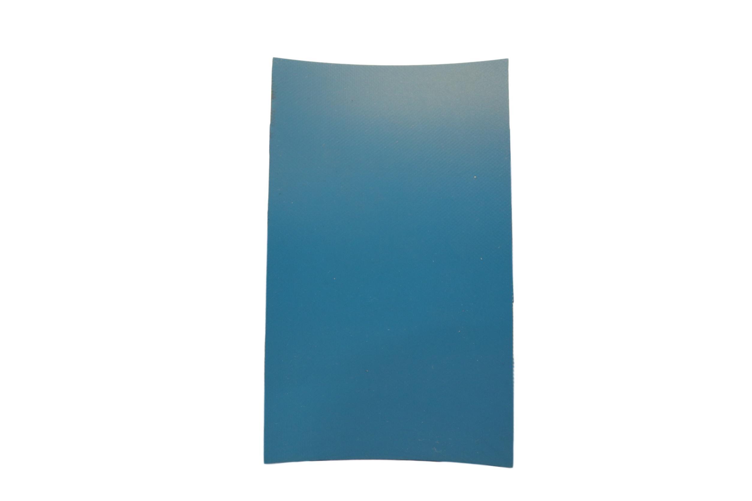 Conveyor Belting Blue PVC 2 PLY Fabric Back 2.0mm