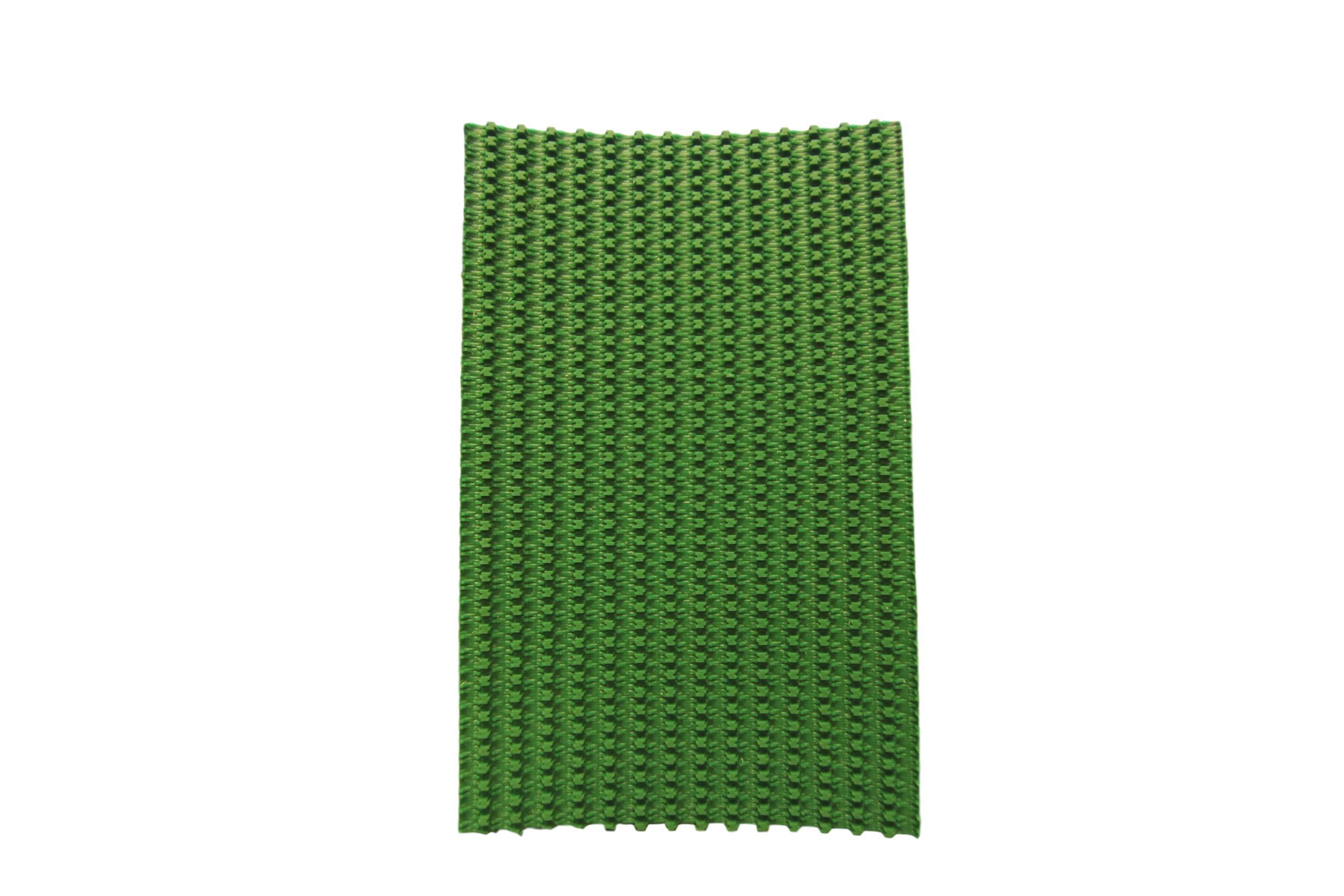 Conveyor Belting Green Grip Face 2 PLY Fabric Back 5.5mm