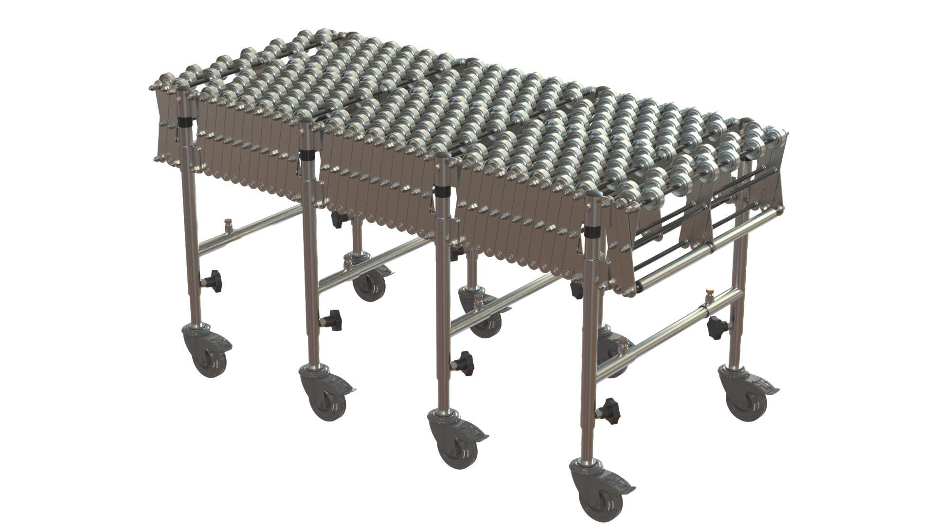 Flexible Expandable Conveyor Systems
