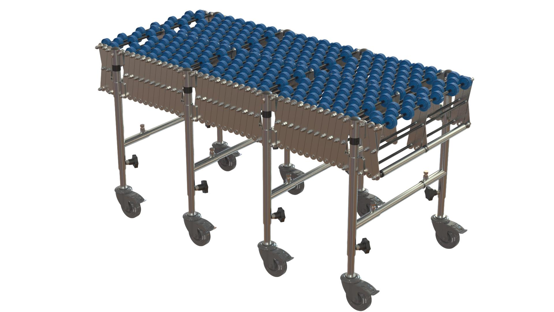 Flexible Gravity Conveyors for sale