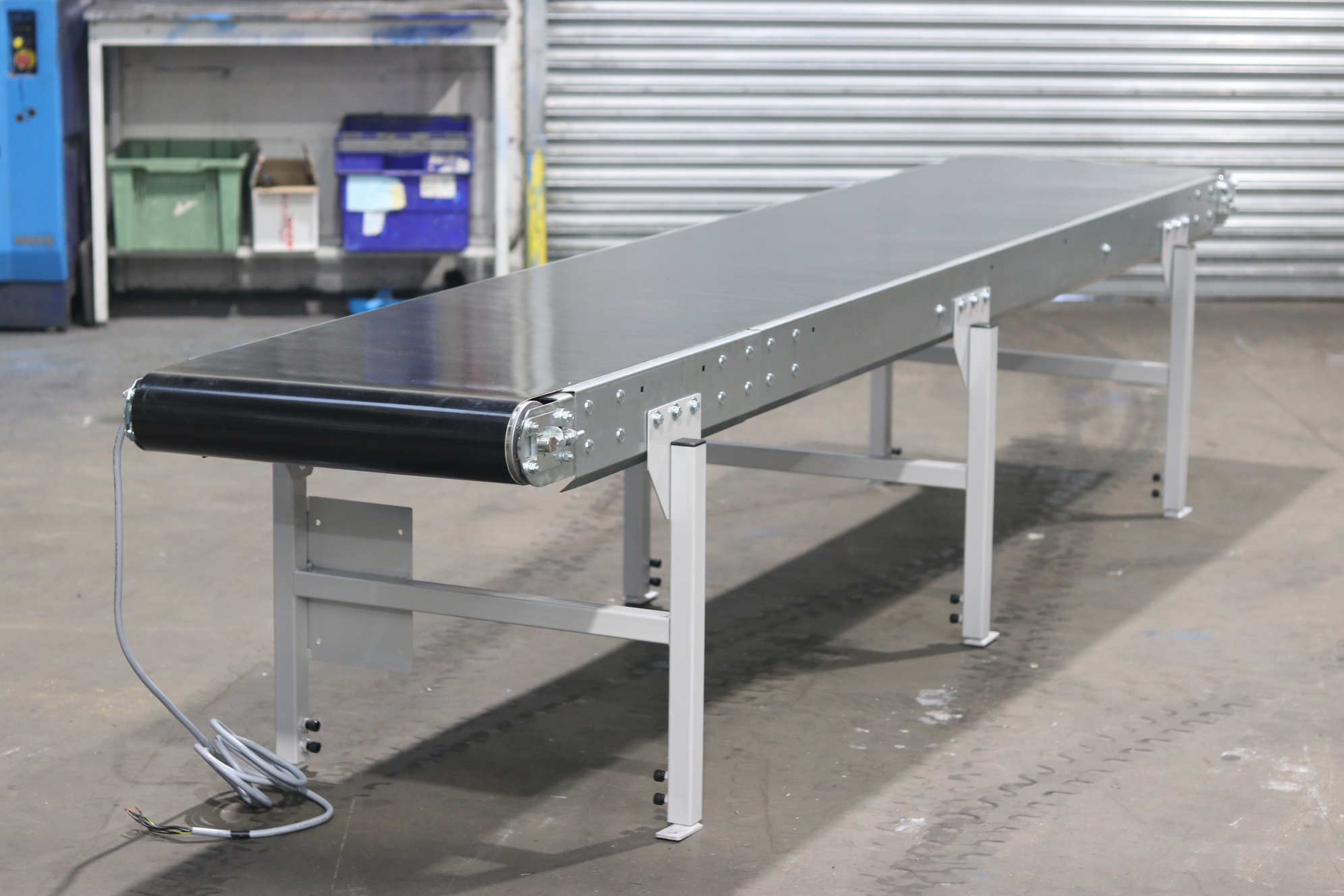 Reconditioned belt conveyors for sale but used conveyors