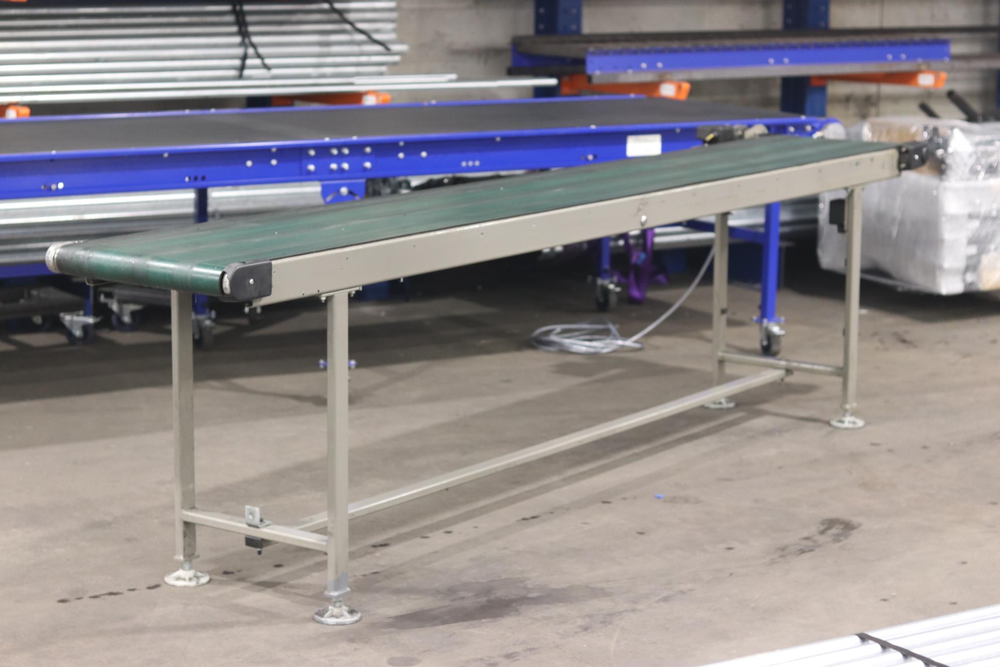 Secondhand miracon belt conveyor