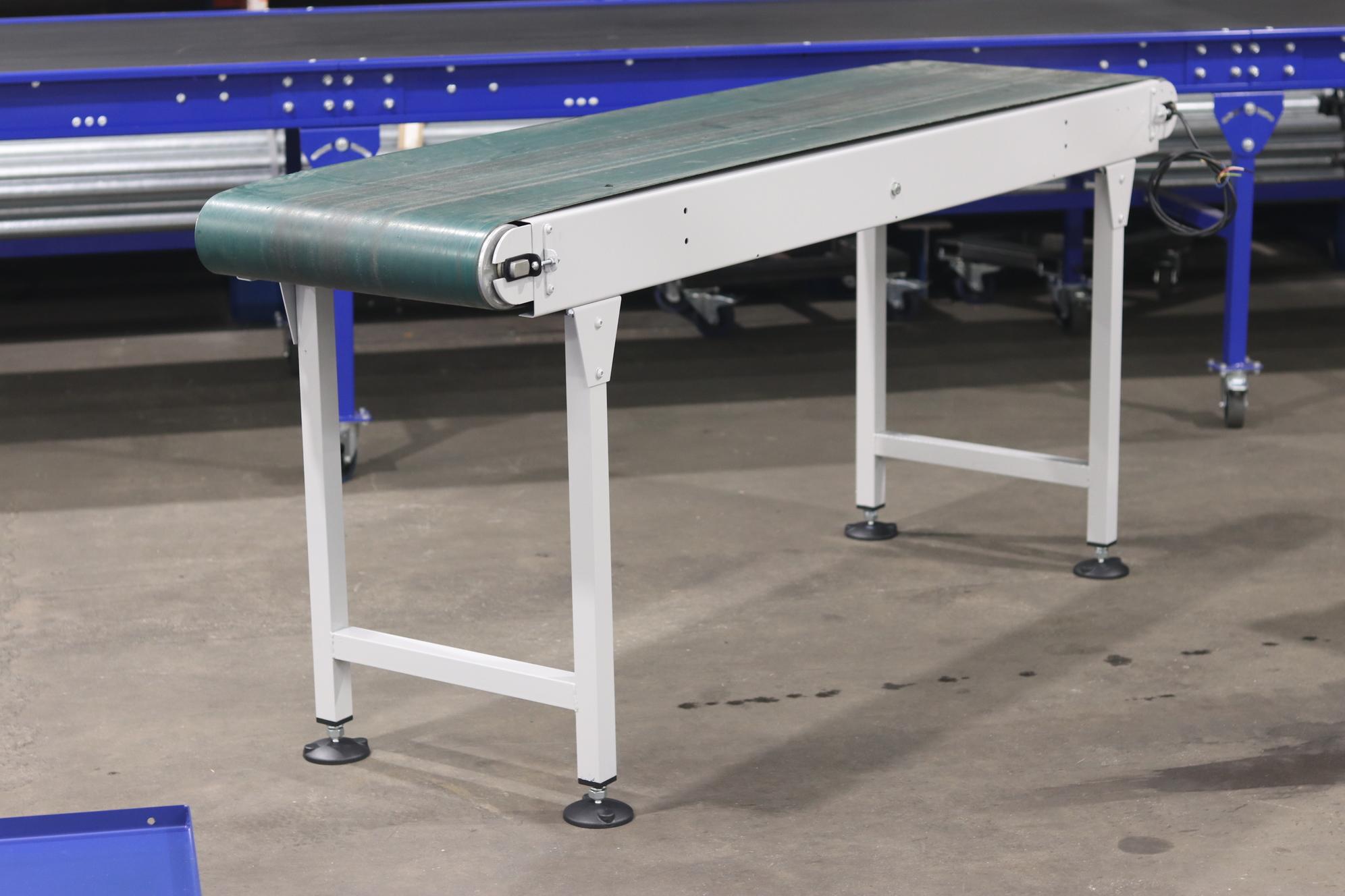 Used Fastrax Belt Conveyor Amek Second Hand Belt Conveyor