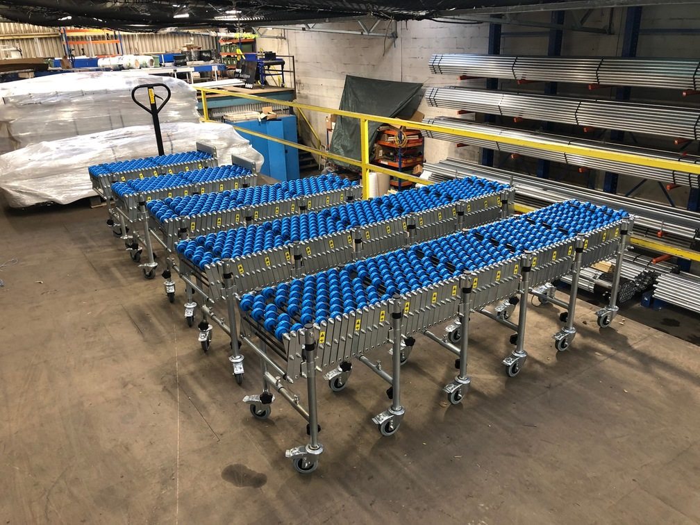 Flexible Conveyors for Sale
