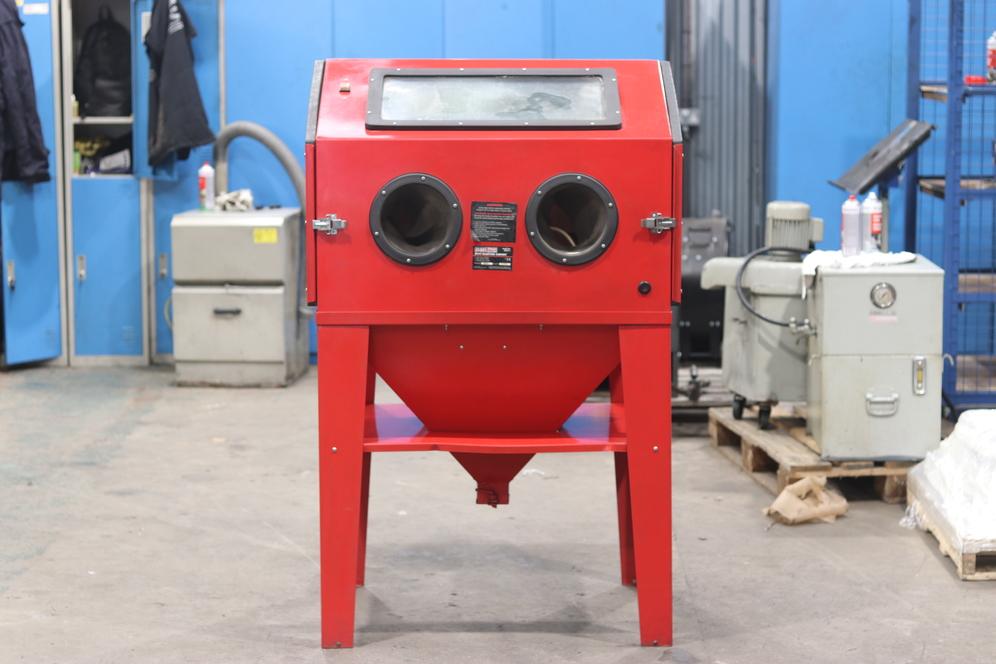 Sealey Shot Blast Cabinet for sale buy used shot blast cabinets