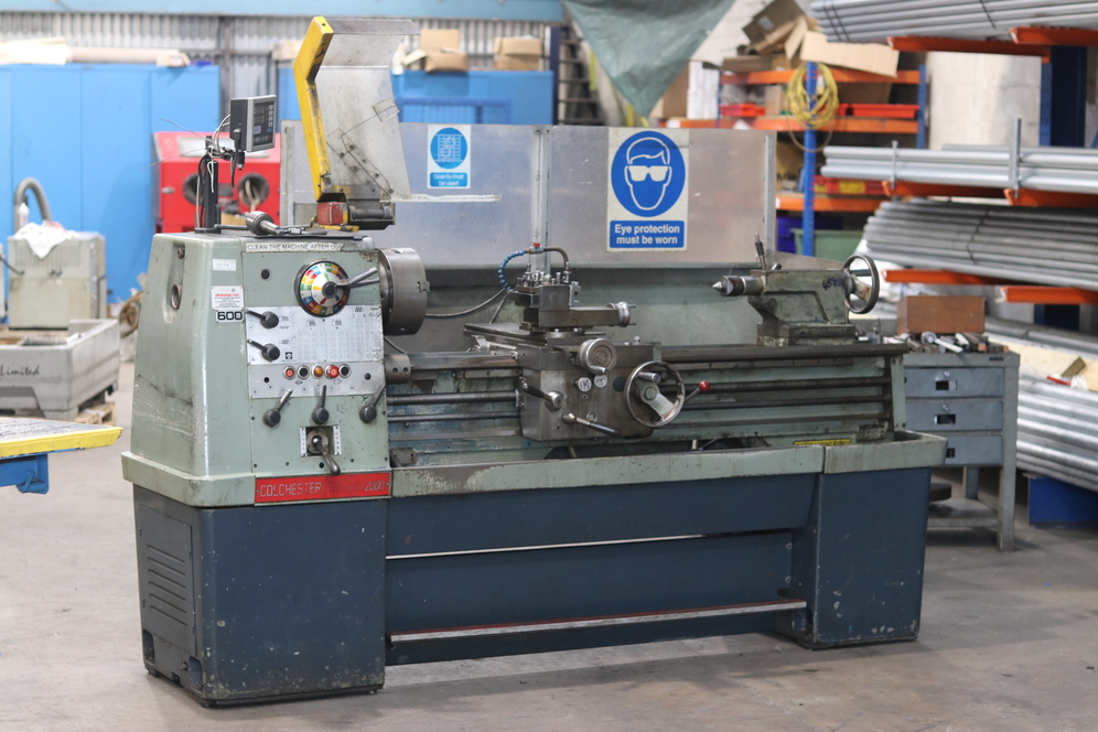 Used Colchester Triumpf 2000 Lathe For Sale Used Colchester Lathes for Sale