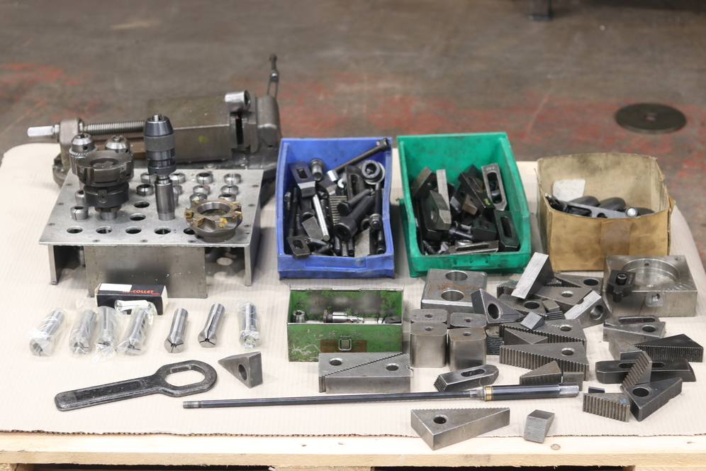 Used Milling Machine Tooling Used Milling Machine Vice