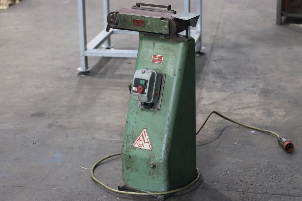Used Pedestal Belt Grinder Secondhand Grinding Machines for sale