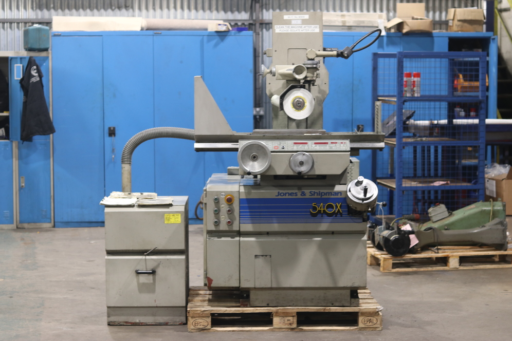 Used Surface Grinder Jones and Shipman 540x for Sale